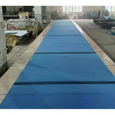 Carpet CONDACTIVE Fencing Piste for competition